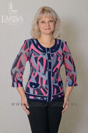 Блузка Геометрия
