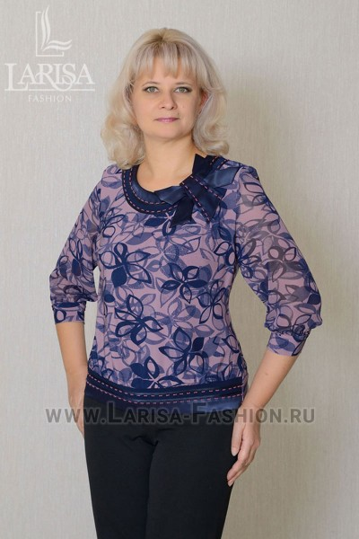 Блузка Оригами