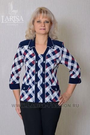 Блузка Диагональ
