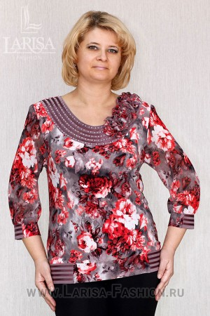 Блузка Кудряшка