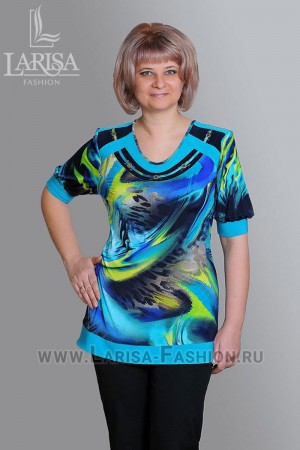Блузка Перелив