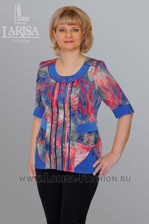 Блузка Брызги