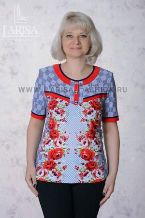 Блузка Палитра