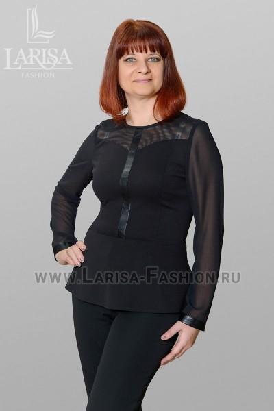 Блузка Баска