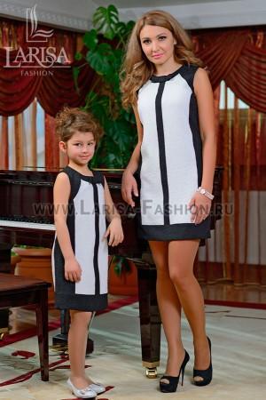 Family Look: платье День-ночь