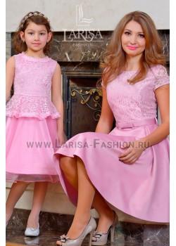 Family Look: платье Дюймовочка