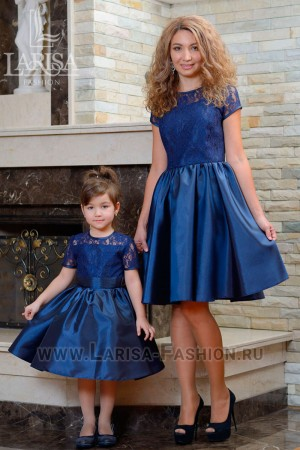 Family Look: платье Десерт
