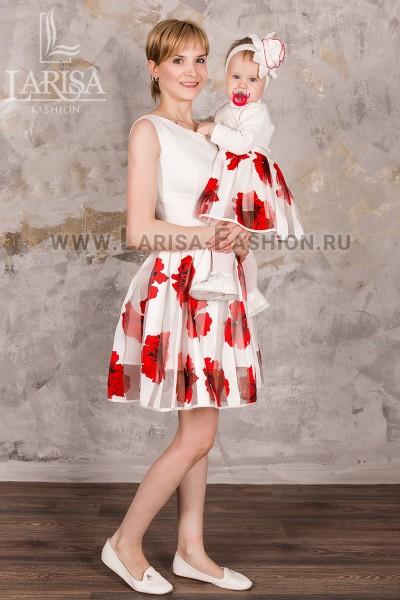 Family Look: платье Лепесток