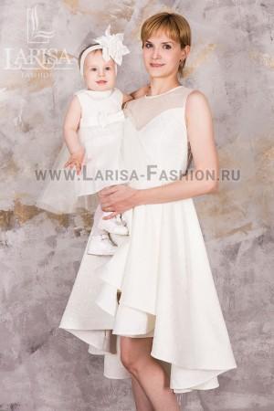 Family Look: платье Бэлла + Ясмин без сетки