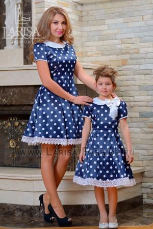 Family Look: платье Модистка