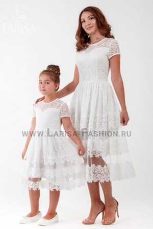 Family Look: платье Вивьен