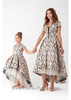 Family Look: платье Каролина