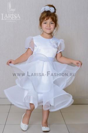 Детское платье Одуванчик с рукавом
