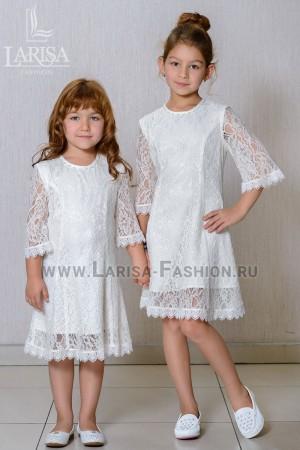 Детское платье Зефирка