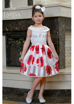 Детское платье Солнышко