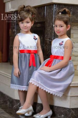 Детское платье Морячка
