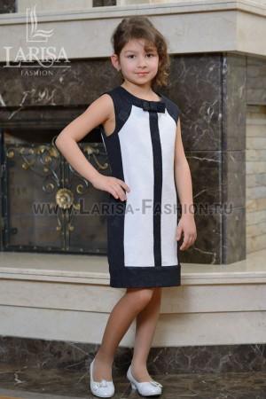 Детское платье День-ночь