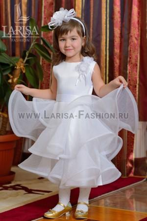 Детское платье Одуванчик