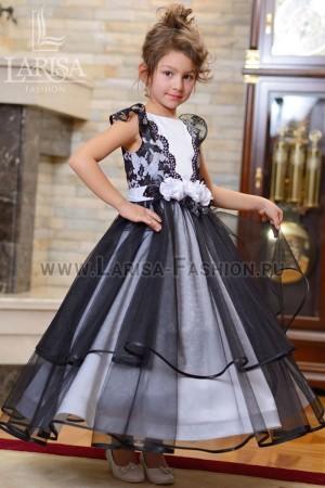 Детское платье Орхидея