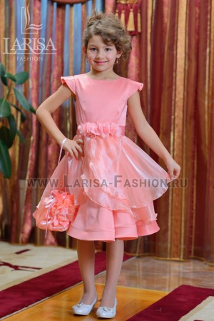 Детское платье Золушка