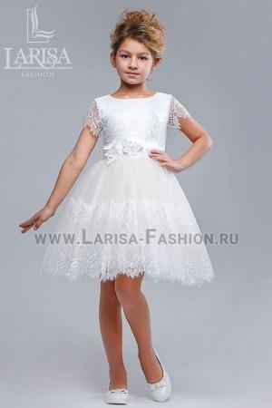 Детское платье Бабочка