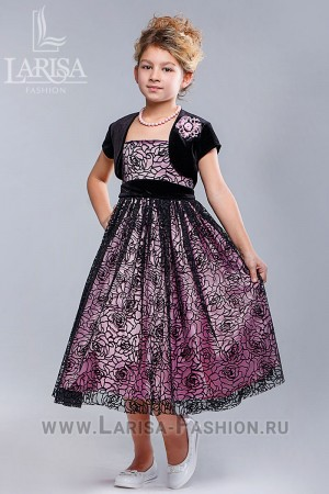 Детское платье Бархат