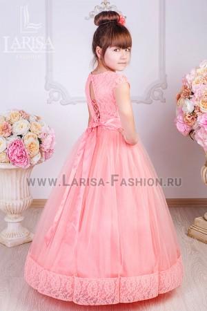 Детское платье Ракушка