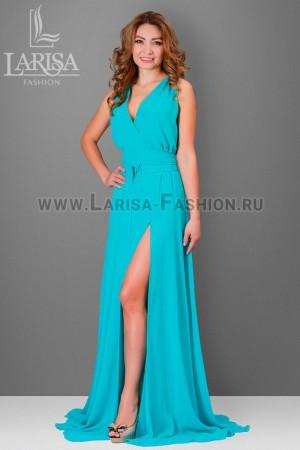 Молодежное платье Лейла с кушаком