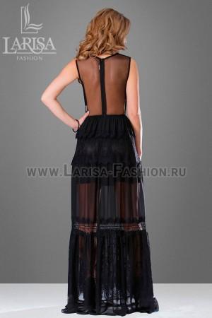 Молодежное платье Кружево