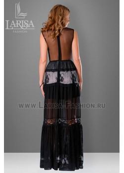 Молодежное платье Кружево со светлым подкладом