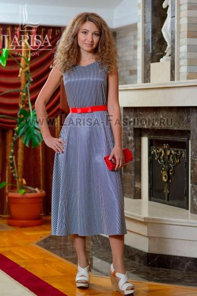 Молодежное платье Морячка