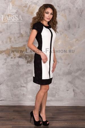 Молодежное платье День-ночь