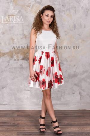 Молодежное платье Лепесток
