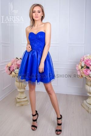 Молодежное платье со съемной юбкой Изабель