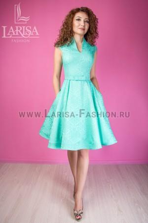 Молодежное платье Мишель