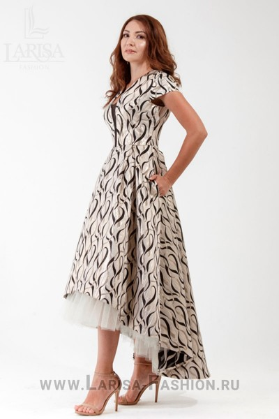 Молодежное платье Каролина
