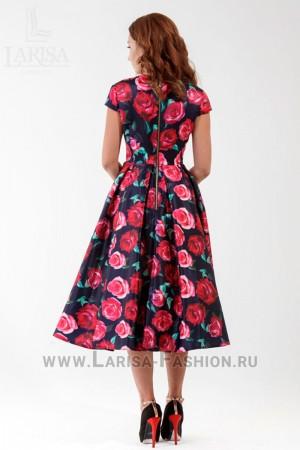 Молодежное платье Барби