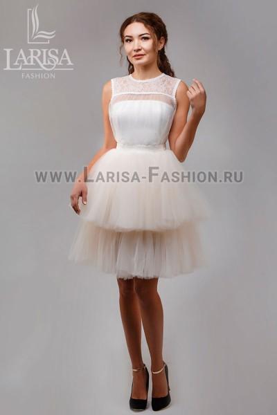 Молодежное платье Иволга