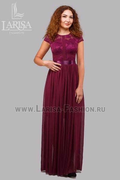 Молодежное платье Георгин