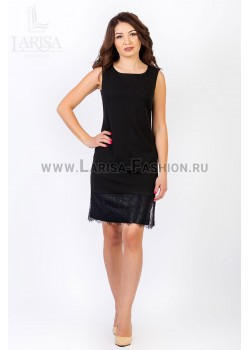 Молодежное платье Надин