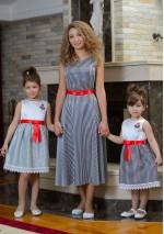 Family Look платье Морячка
